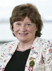 Councillor Moira McLaughlin